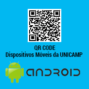 QR code Android APP UPA
